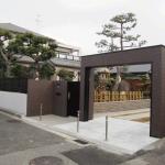 日本庭園とバランスのとれたガレージ(兵庫県 Y様邸)