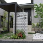 ウッドデッキ・日光浴の出来るお庭(兵庫県 K様邸)